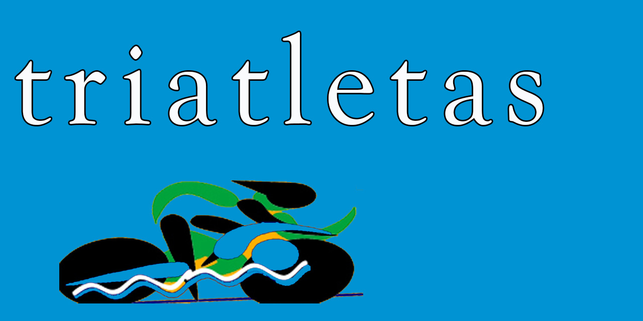 Triatletas logo